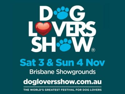 Samford Pet Resort is going to the 2018 Brisbane Dog Lovers Show!